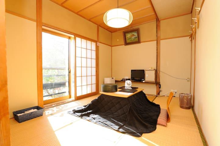 No.7 軽井沢 森の中の隠れ宿 Karuizawa Japanese Inn 1名利用