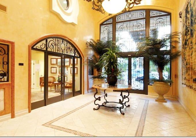 洛杉矶市中心奢华度假公寓斯台普斯中心 Single Room