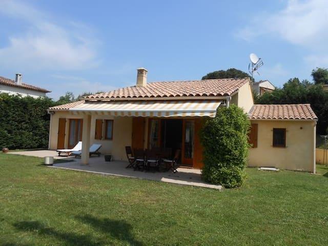 Villa provençale avec jardin - La Colle-sur-Loup - Huis
