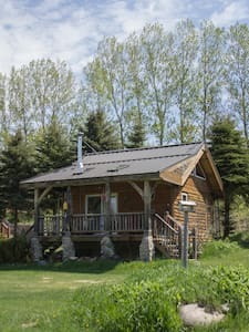 Little Cabin at Rocky Top Farms - Ellsworth - Sommerhus/hytte