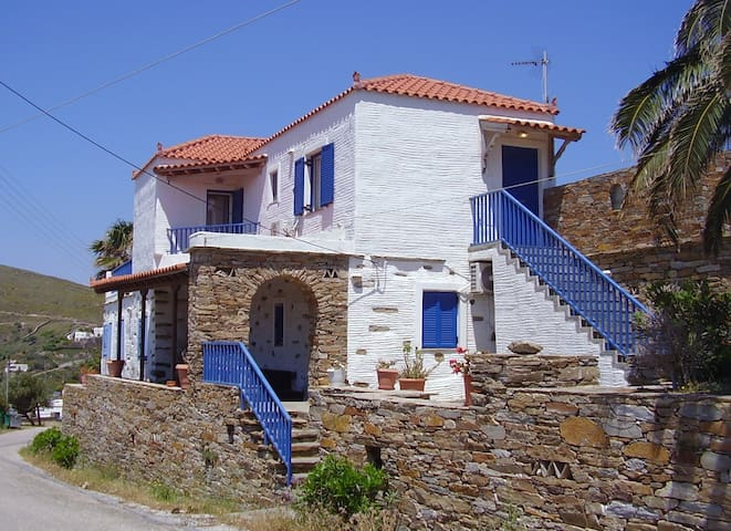 Traditional & cozy - Κάτω Φελλός - House