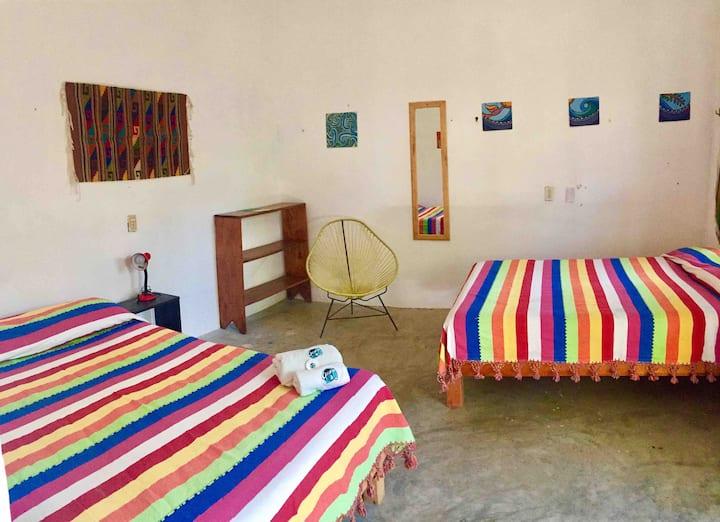 Casa Lani #13  Private room near La Punta Zicatela