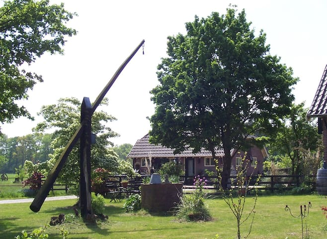 Vakantiehuis 'de Peerdenstal' - Winterswijk Kotten - Casa