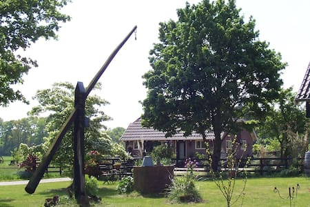 Vakantiehuis 'de Peerdenstal' - Winterswijk Kotten