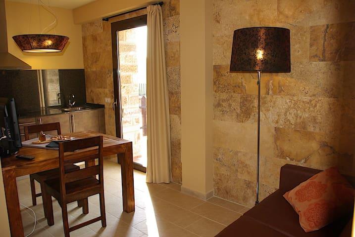 Apartamento 2pax L'ARCADA DE FARES