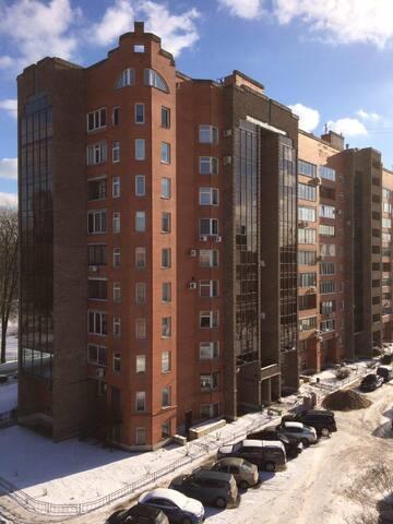 Уютная квартира в березовом саду - Sankt-Peterburg