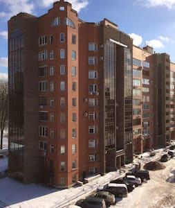 Уютная квартира в березовом саду - Sankt-Peterburg - Appartement