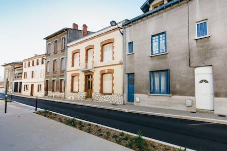 Central Moissac townhouse,  Midi Pyrenees - Moissac