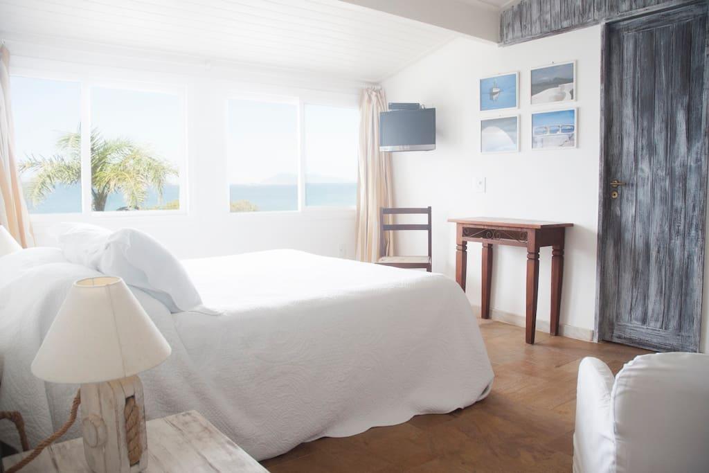 Suite Dattilo, vista e tv