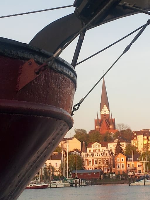 Hafenromantik pur!!
