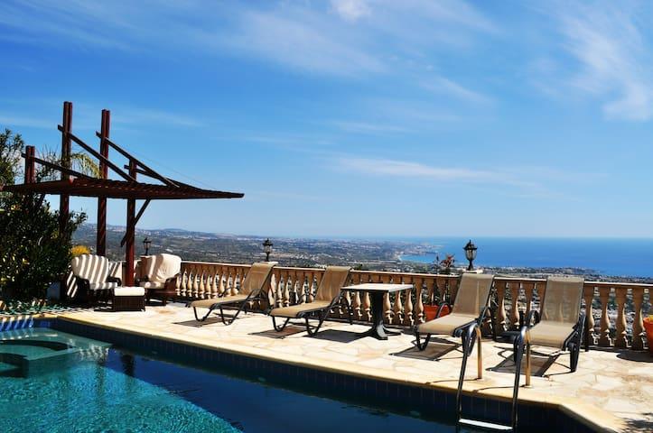 Kronos Villa - Cyprus - Peyia - Vila