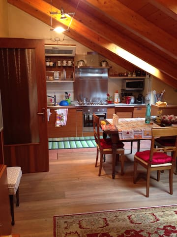 Affascinante appartamento 80mq - Ponte Nelle Alpi - Polpet - Byt