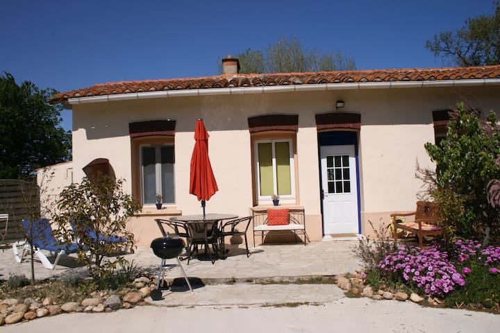 Cottage with pool in wine estate - Canet-en-Roussillon - House