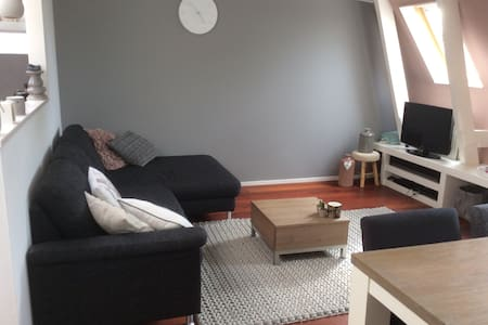 Comfortable apartment + roofterrace - Amsterdam - Daire