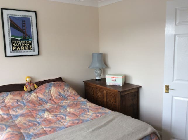 Double room in house - High wycombe - Casa