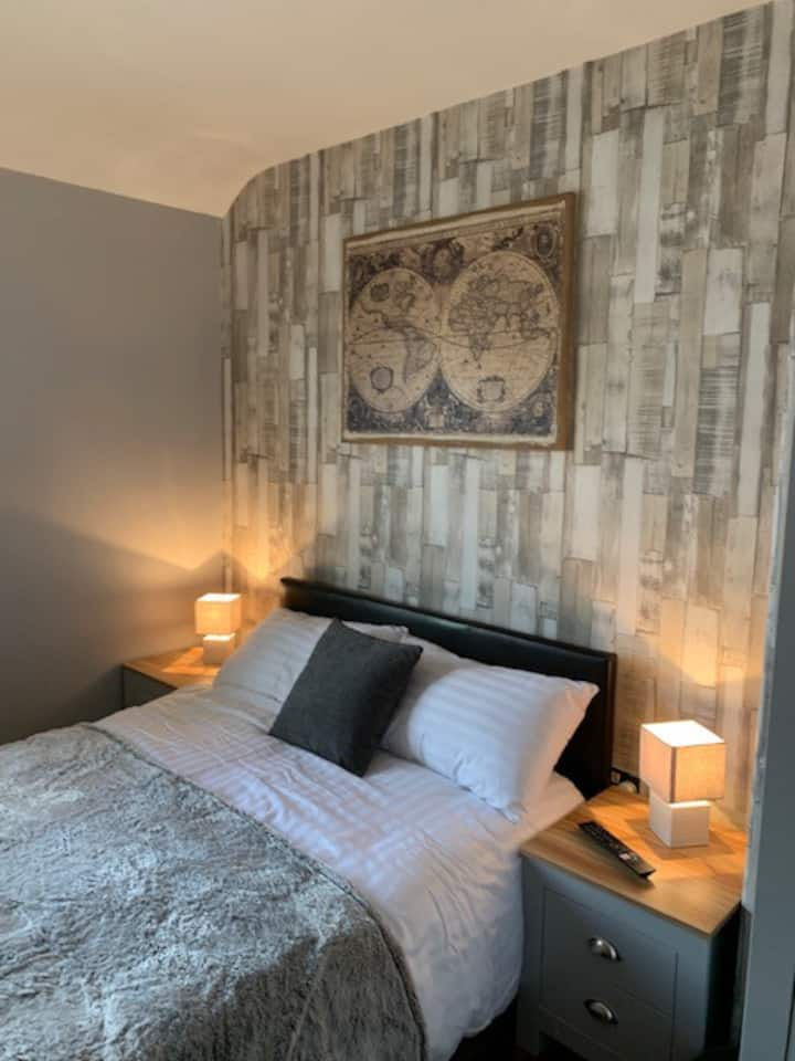 Dazzling Double room