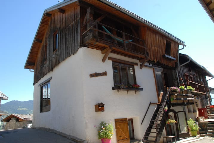"Chambre ""Grand Bec"" dans Chalet privatisable"