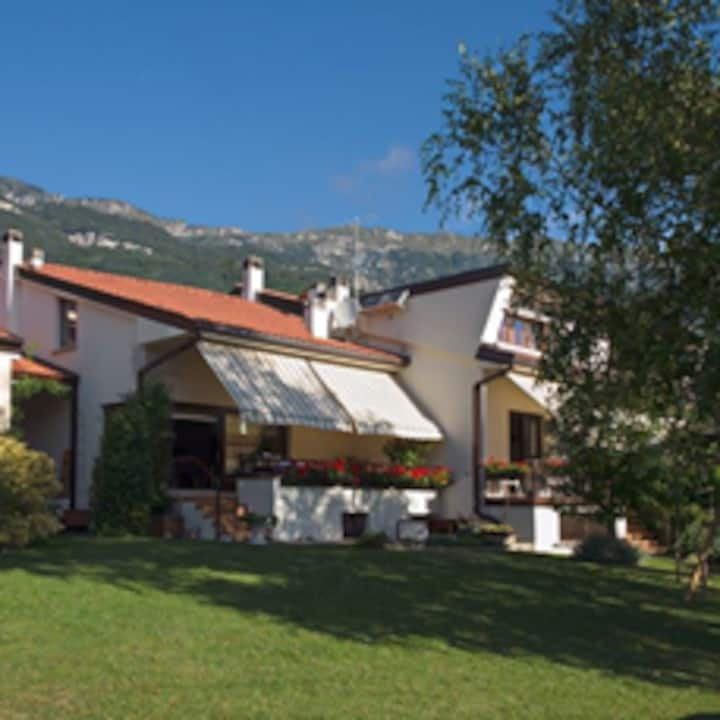 Casa Betulla, Cozy Apartment in the hills