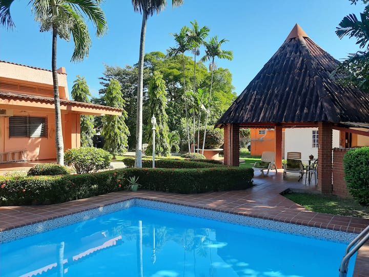 Relax and Rejuvenate at our Panamanian Cozy Casa