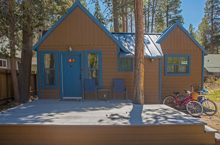 Millennium Cottage:  Bikes included!