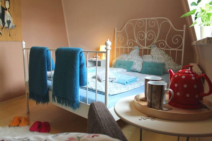Peckham's B&B small room as double room
