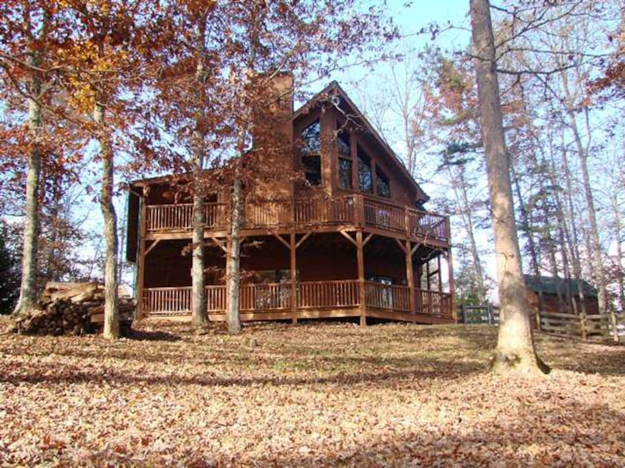Mountain Wood Getaway Cabins For Rent In Murphy North
