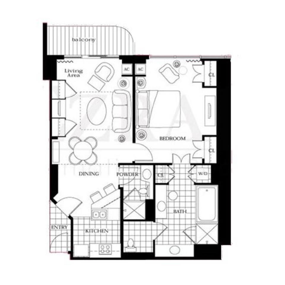 MGM Signature BRBA Suite Apartments For Rent In Las Vegas - Mgm signature 2 bedroom suite