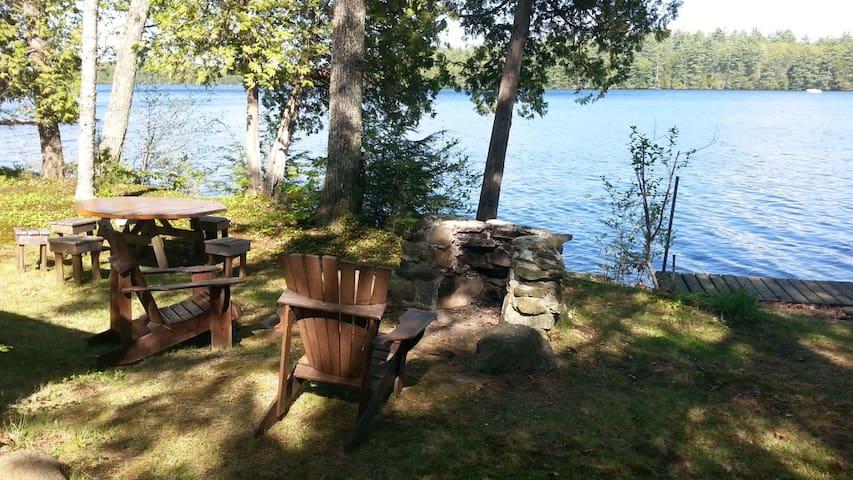 Maine Lake Getaway on Cobbossee in Winthrop