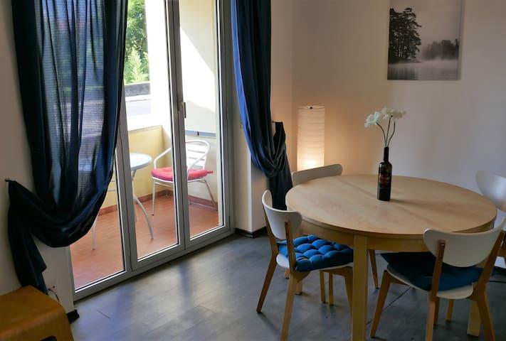 Charming apartment on Lago Maggiore