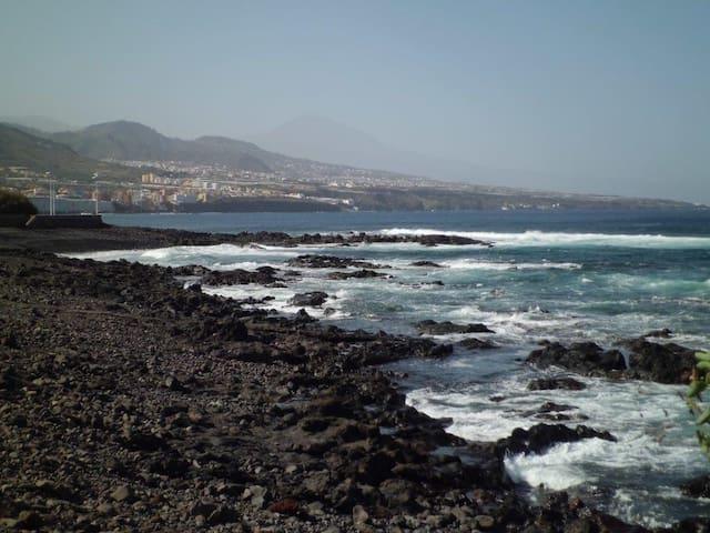 Шикарный вид, рядом океан!! - Bajamar - House