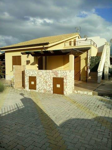 Casa vacanza a mare a Campofelice di Roccella - Piana Calzata - Departamento