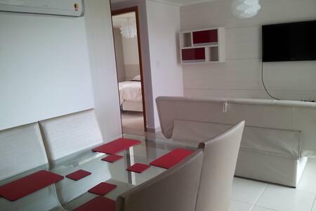 Apto Mobiliado, 2 Qts na Av Cabo Branco - João Pessoa - Lägenhet