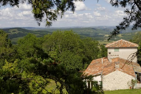 Room for 3 Romance - Saint-Antonin-Noble-Val - Bed & Breakfast