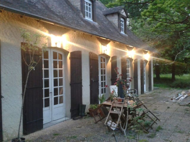 Quiet country setting, super views - Le Fleix - Bed & Breakfast