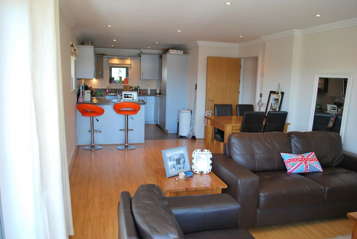 1 BedRoom with Private Bathroom in a Relaxing area - Brentford - Byt