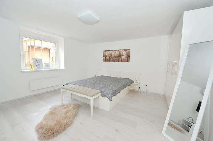 Pécs-luxus apartman a belváros szívében