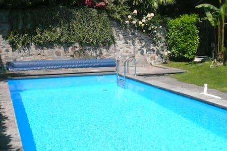 Ausblick auf den Lago Maggiore - Brissago - House - 1