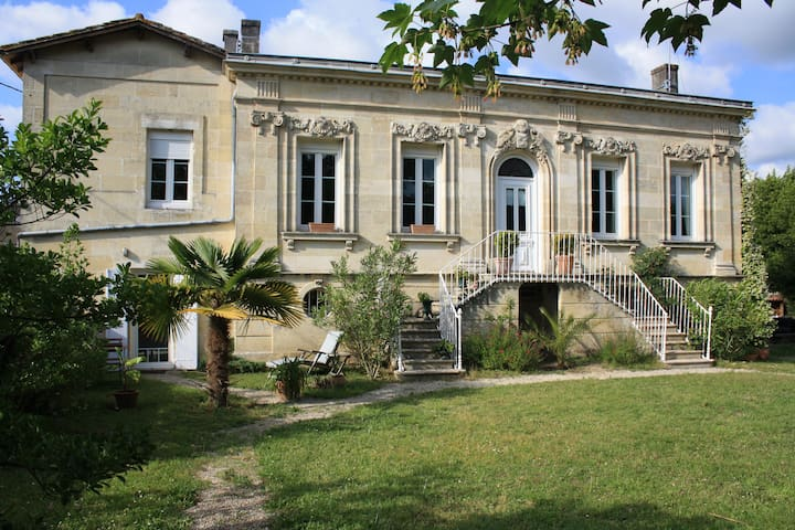 Appartement /maison de caractere - Saint-Loubès - Appartement