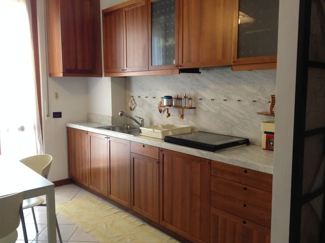 QUIET and SPACIOUS APARTMENT - Piacenza - Leilighet