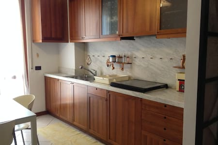 QUIET and SPACIOUS APARTMENT - Piacenza - Huoneisto