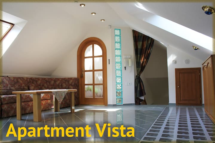 Comfortabel Appartement Vista - Hévíz - Appartement