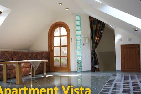 Apartman Vista - mandzárdlakás - Hévíz