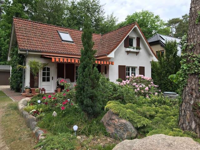 Familienfreundliches Ferienhaus Wandlitz