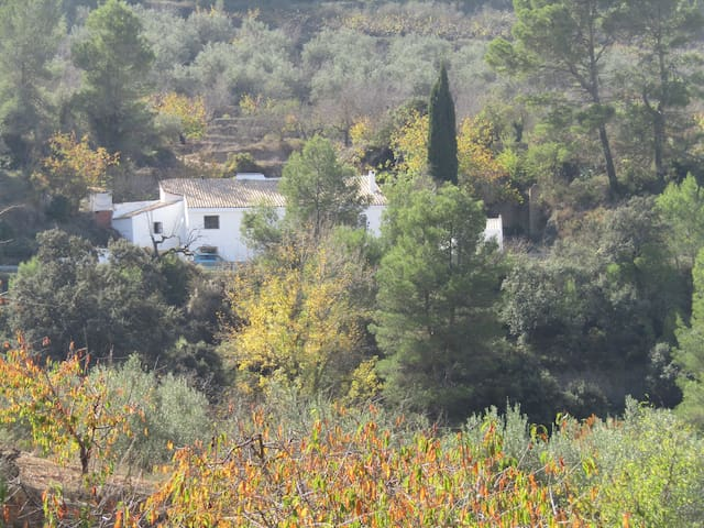 Peaceful mountainside 2 bed apartment, Margarida