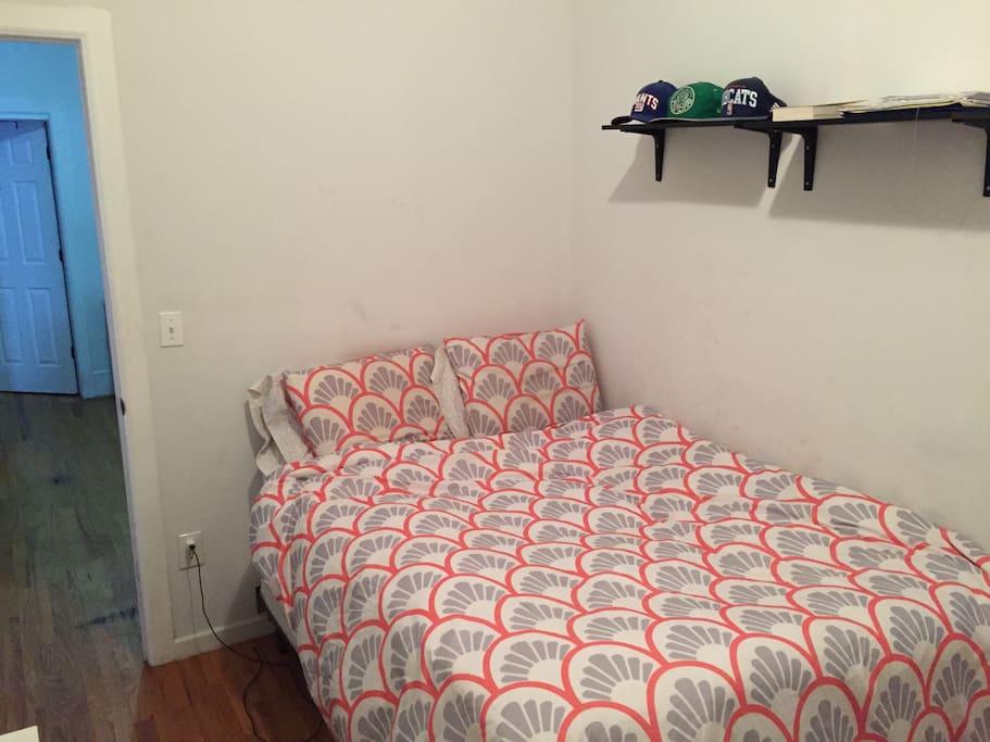 Bedroom (nighttime)