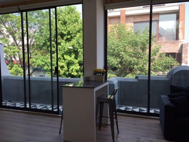 OUR HOUSE IS YOUR HOUSE - Ciudad de México - Loft