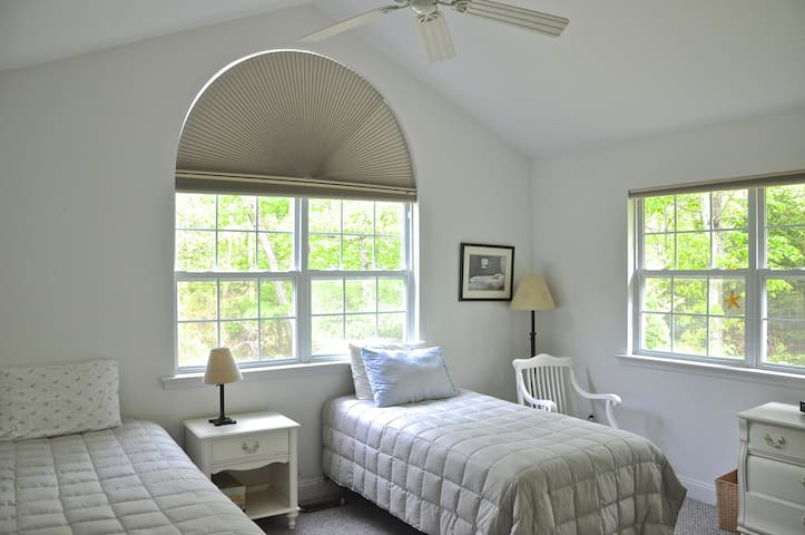 2 Twin Bedroom with Pool near All - Amagansett - Casa