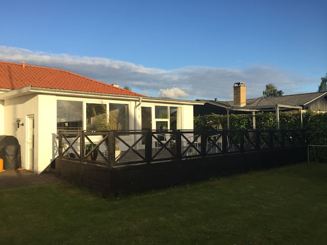 Beautiful family house in Aalborg