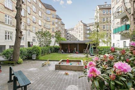 Central apartment  - København - Apartment