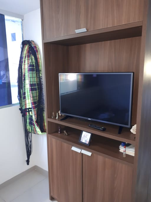 TV e Rede na Sala